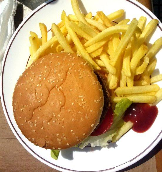 Burger Cabanon à Hossegor Lac