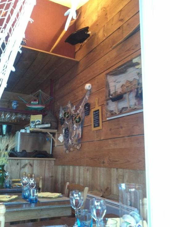 Restaurant la Chaloupe à Capbreton