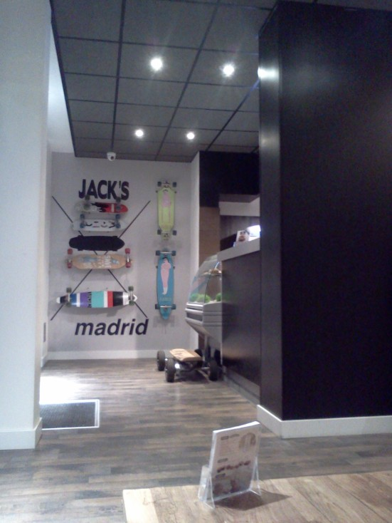 Jacks Burger Capbreton