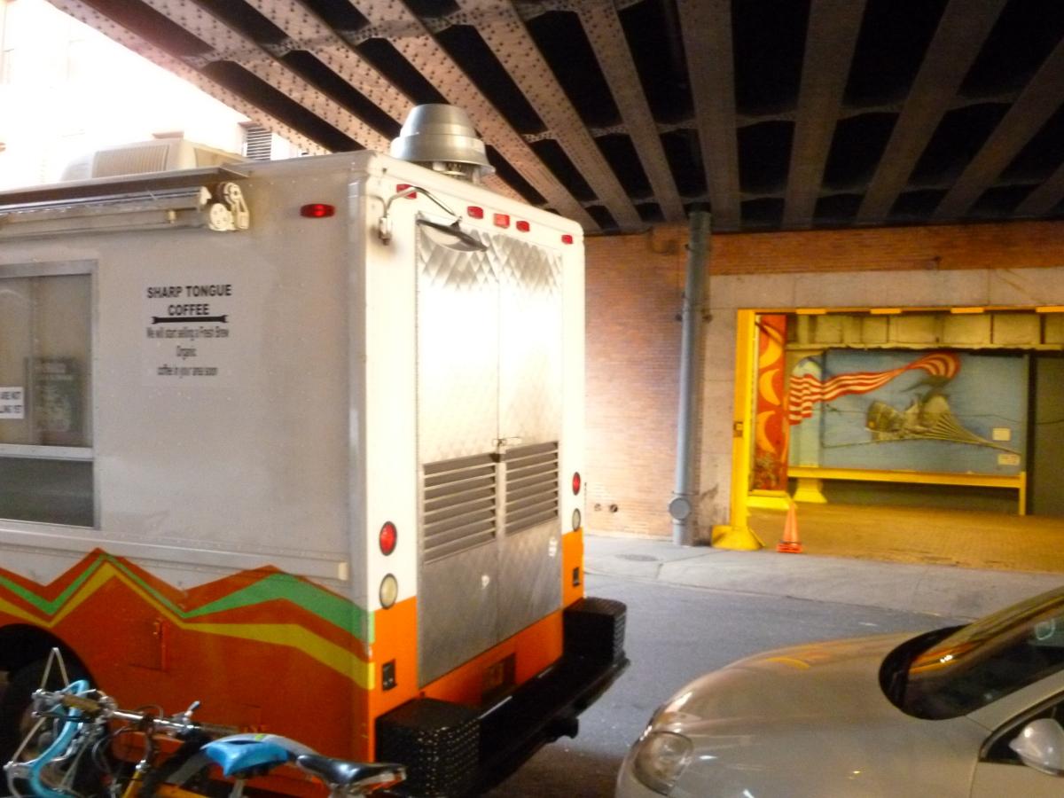 Breakfast Truck Nyc New York