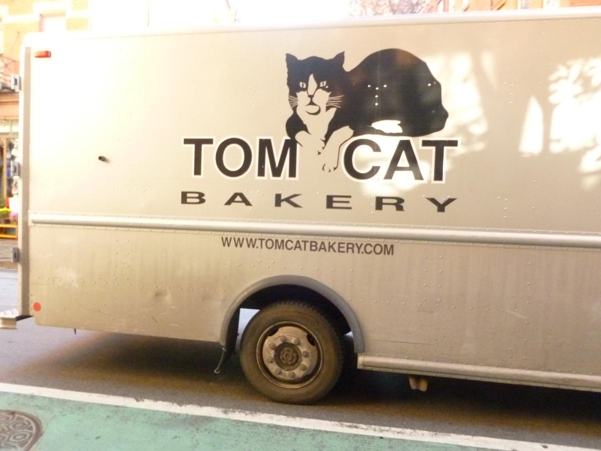 Tom Cat Bakery qui n'est pas un Food Truck