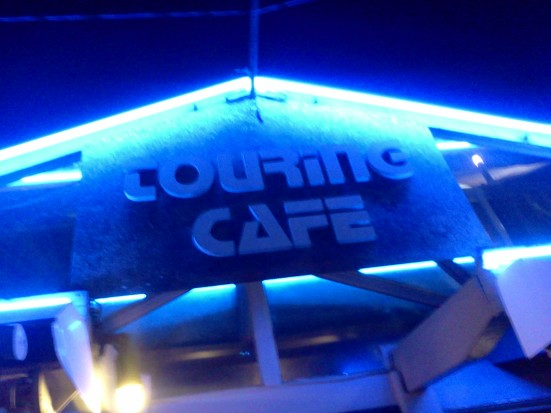 Touring Café By Night