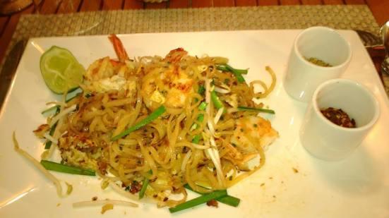 « Pad Thaï » du restaurant le thai landais à Capbreton