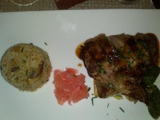 Canard Laqué du Restaurant Thaï Landais à Capbreton