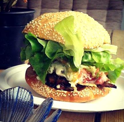 Burger du restaurant 45 avenue du Penon à Seignosse