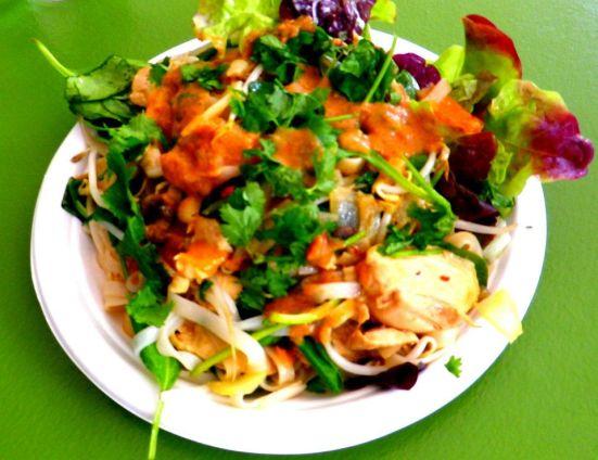 Pad thaï restaurant 45 avenue du Penon à Seignosse