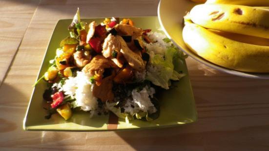 Salade du 45 Avenue du Penon