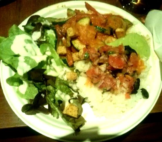 Tofu végétarien restaurant 45 avenue du Penon à Seignosse