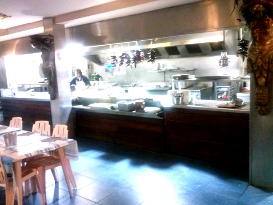 La cuisine de la pecherie Restaurant de poissons à Capbreton