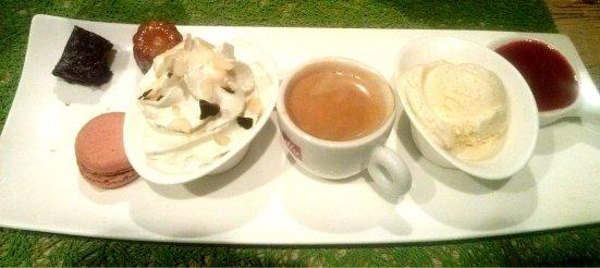 Café Gourmand Little Princess Restaurant à Hossegor