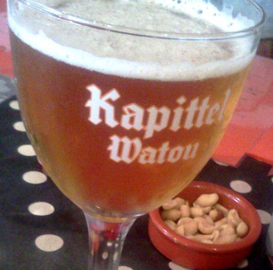 bière belge O'petits Oignons Restaurant Capbreton