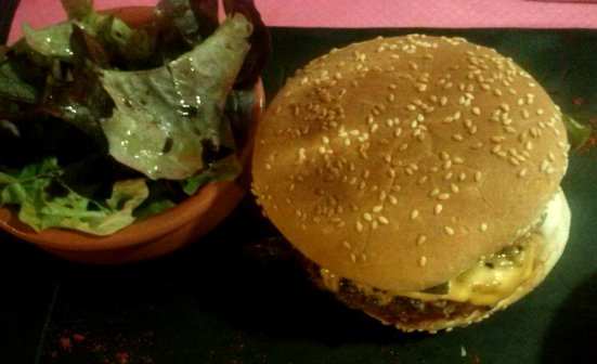 Burger Art Doiz à Capbreton
