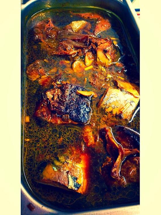 poisson frais sauce balinaise restaurant le petit bali