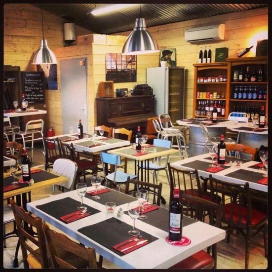 restaurant feeling concept à Hossegor