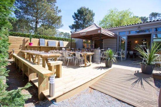 terrasse restaurant feeling restaurant concept store hossegor