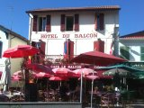 Crêperie – Restaurant Le Balcon àCapbreton