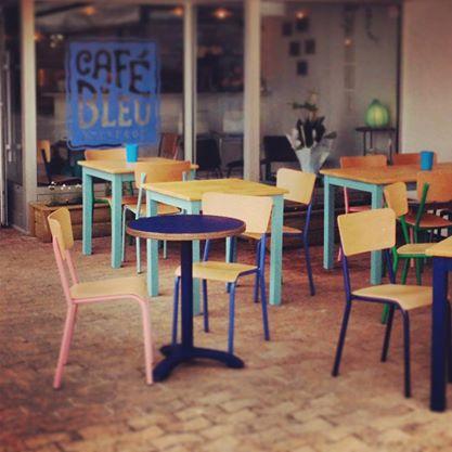 le café bleu à hossegor