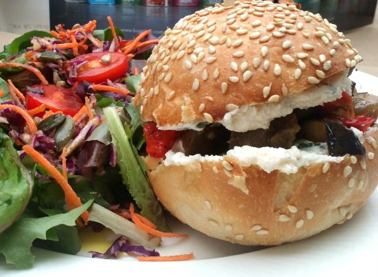 mini burger made with love salon thé à capbreton