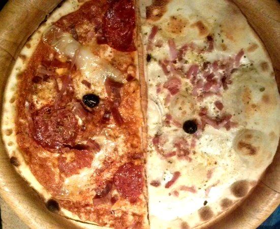 pizza de la cabane sur le port, restaurant à Capbreton