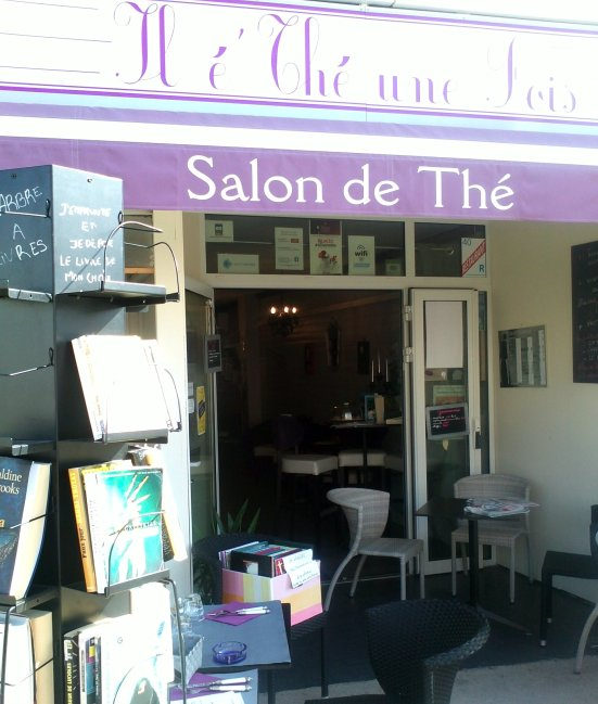 salon de thé à capbreton