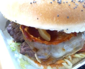 Basco Burger Happy Burger restaurant à hossegor