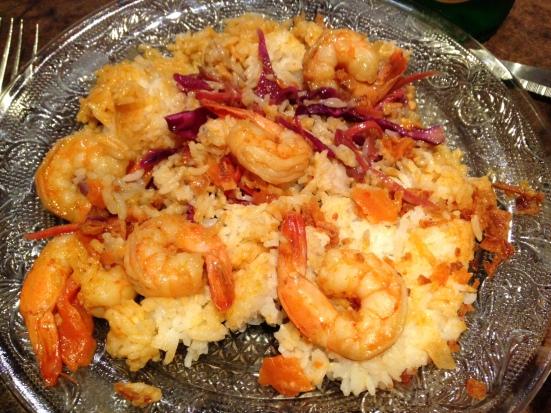 crevettes-au-sate-restaurant-bidonvilla-emporter