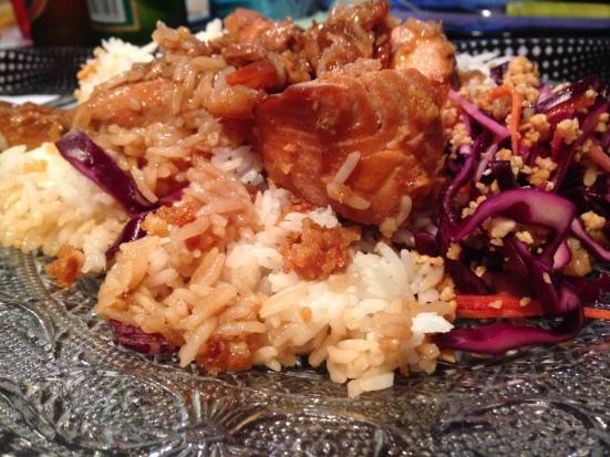 zoom-saumon-teryaki-restaurant-a-emporter-hossegor-bidonvilla