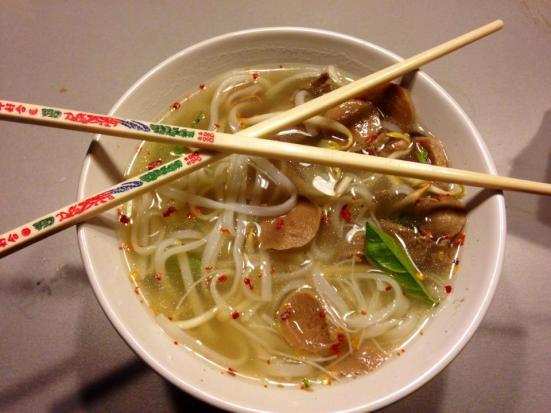 Soupe Pho © Crocmais